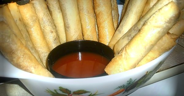Homemade Cambodian Spring rolls | FOOD: My homemade Asian food ...