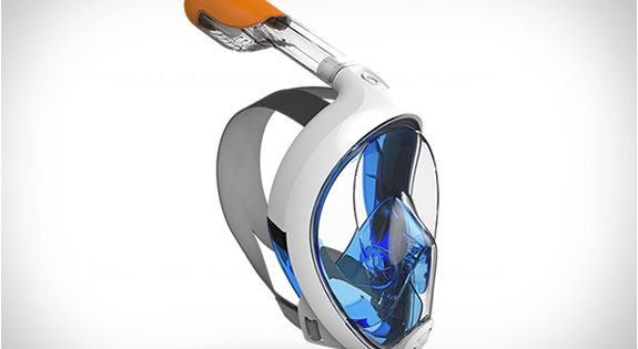 Easybreath Snorkeling Mask $55 innovation