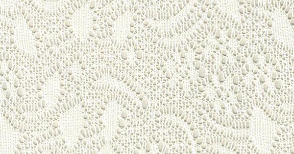 Vintage Ivoire Daydream dentelle de Crochet par le triage, mariage ...