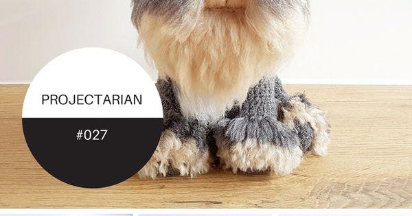 Amigurumi Dog Fur : PROJECT #027: AMIGURUMI DOG WITH DIY FUR M?nster och ...