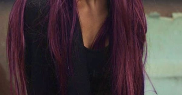 23 photos qui montrent que le violet est la couleur tendance de cet t cheveux mauves. Black Bedroom Furniture Sets. Home Design Ideas