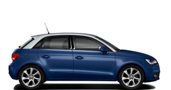 Audi A1 Sportback Silver Metallic Roof Dome Audi A1 Audi A1