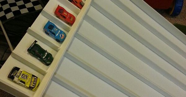 how to build a homemade hot wheels track