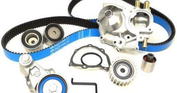 Gates Racing Timing Belt Kit W Water Pump Subaru Wrx 02 03 Timing Belt Wrx Water Pumps