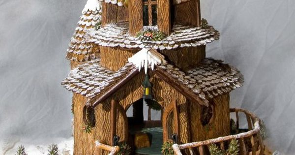 Christmas - ginger bread house