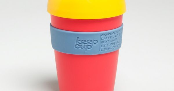 KeepCup Coffee Cup .usable by baristas.
