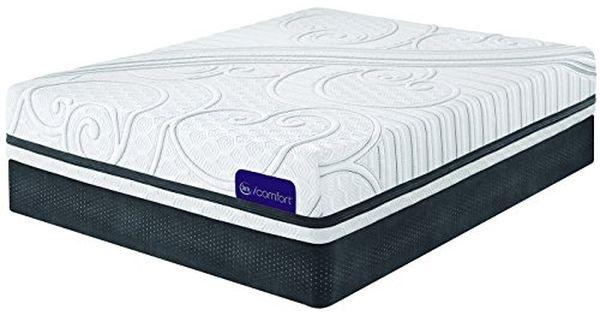 Queen Serta Icomfort Savant Iii Cushion Firm Mattress Set With Regular Foundation Plush Mattress Mattress Sets King Mattress Set