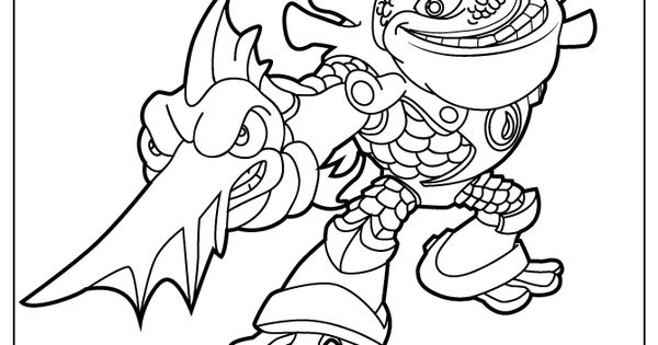flameslinger coloring pages - photo#14