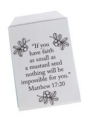 Mustard Seed Faith Craft If You Have Faith As Small As A Mustard