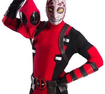 Premium Marvel Deadpool Mens Costume Marvel Premium Deadpool