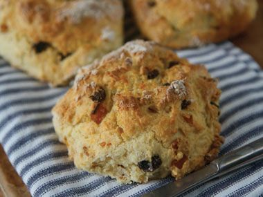 Fruit Buttermilk Scones Baking Recipes Buttermilk Scone Recipe Scones