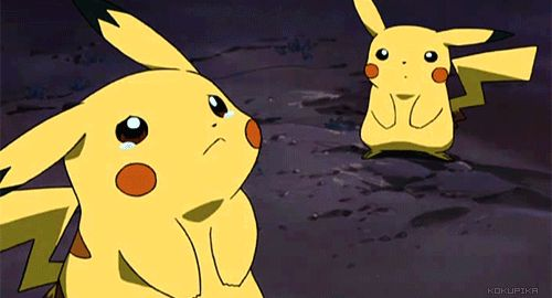 Rocketchu Is Not Pleased With Pikachu Blast Of At The