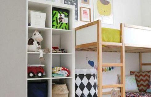 Las posibilidades de la cama kura de ikea habitaciones - Habitaciones pequenas ikea ...