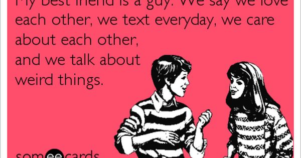 Topics to talk about with a guy best friend