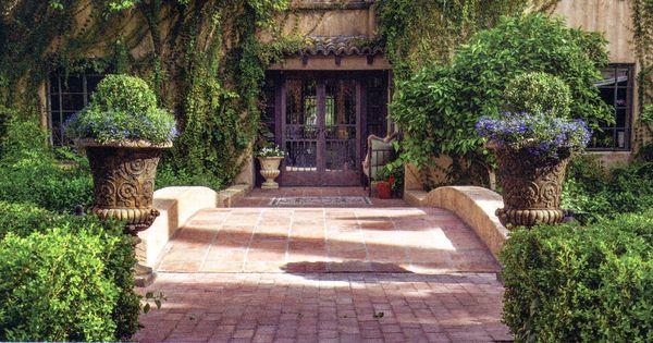 Il Segreto Phoenix Home And Gardens June 2013 Gardens