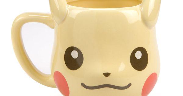 I Want All The Pokemon Mugs O Mugs Pinterest Pok 233 Mon Pikachu And Anime
