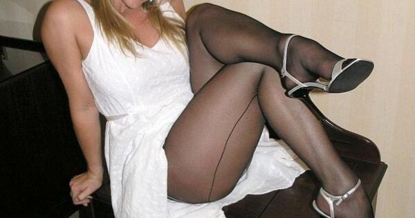 Oldies Who Love Seamed Stockings 64