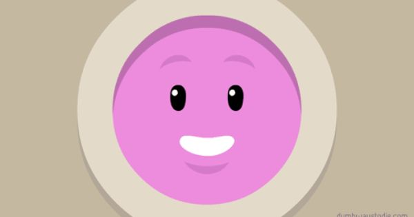 Animated Tumble Dryer ~ Dumb ways to die taking a spin in the tumble dryer
