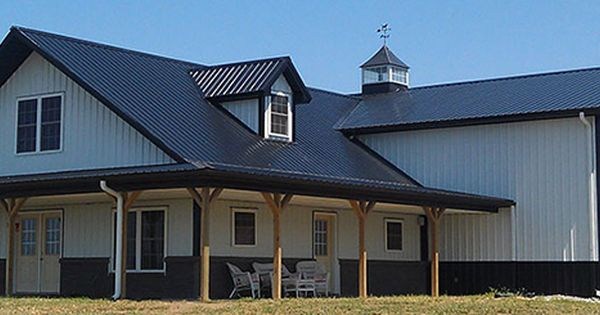 Pole Barn With Shop Floor Plans Google Search