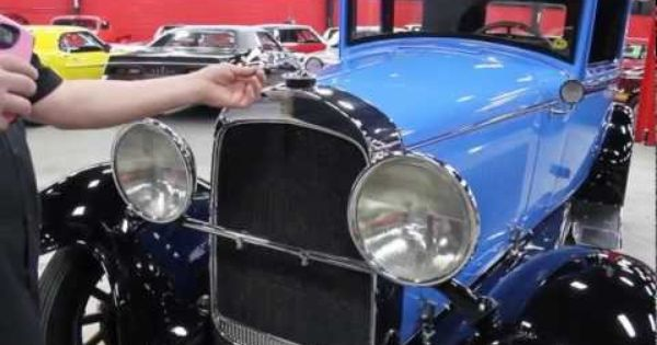 1930 Willys Whippet Classic Car For Sale In Mi Vanguard Motor