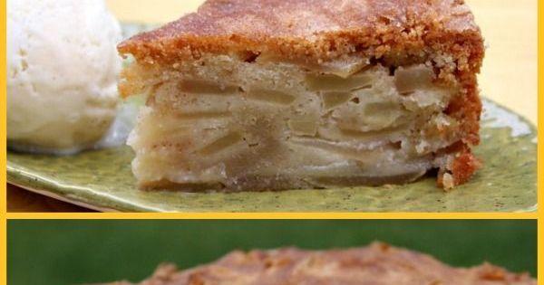 Apple Pie Cake Recipe - from RecipeGirl.com fall baking apples - this