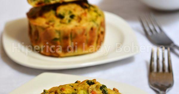 ITALIAN FOOD - TORTINO DI VERDURE AL FORNO (Vegetable Tart)   Ricette ...