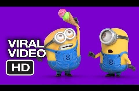 despicable me 2 happy music video pharrell williams