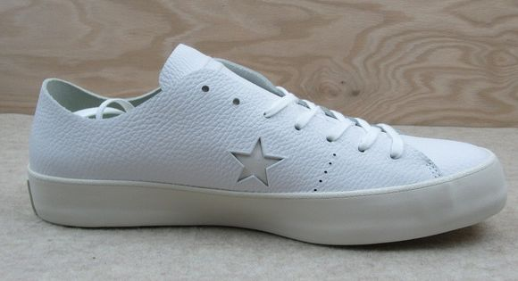 the best attitude 46460 d9ed0 Sneaker Converse One Star Prime Low Top White Oxford Size 9.5 Mens New  154839C