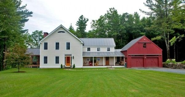 Very do able make red barn garage one more story for for Classic barn plans