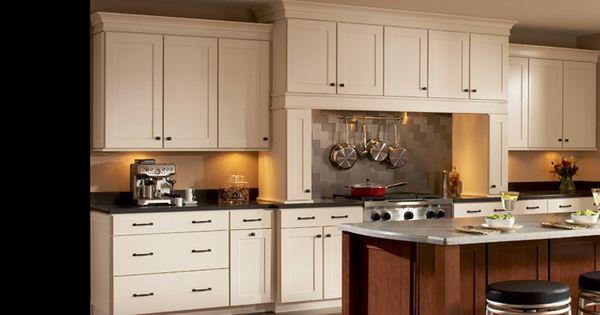 Shenandoah Cabinets Quot Mission Quot Kitchen Remodeling Ideas