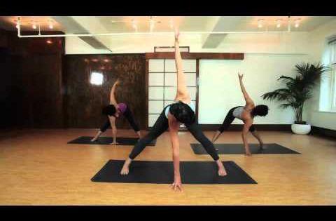 Yoga/ Detox Flow Yoga Class With Clara Roberts-Oss