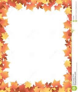 Fall Free Printable Paper Borders Bing Images Fall Borders