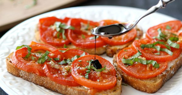 Goat cheese sandwiches, Goat cheese and Roasted tomatoes on Pinterest