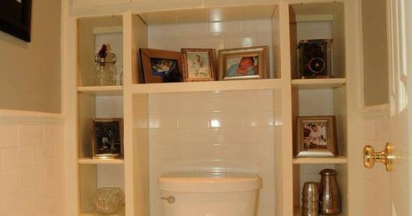 Five great bathroom storage solutions small space for Great bathroom ideas for small spaces