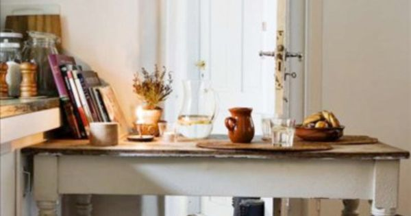 Morten Holtum {white rustic modern kitchen / breakfast nook} kitchen interior kitchen