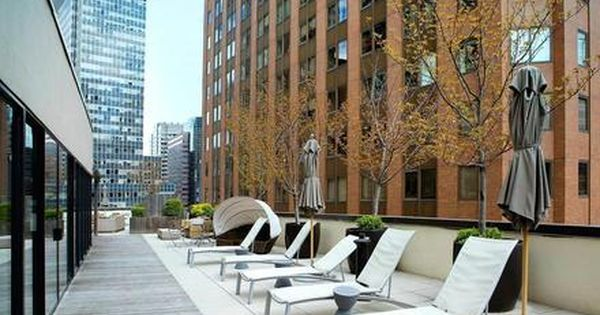 Cocoa Exchange 1 Wall Street Court Unit Ph05 The Kai Wong Team Douglas Elliman Real Estate 1 Wall Street Real Estate Outdoor Space