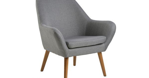 NOMI Fåtölj Grå I Gruppen Inomhus / Fåtöljer / Fåtöljer Hos Furniturebox  (100 90 104696) | Våra Fåtöljer | Pinterest | Interiors