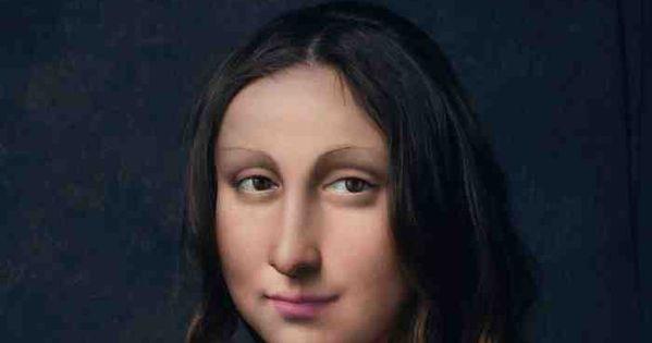 حساب Untitled Save على انستجرام يتخيل شخصيات فنية قديمة لو كانت في عصرنا الحالي فن موناليزا رسم صورة 24