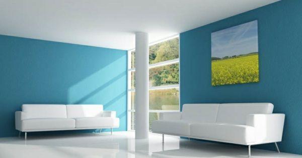 die w nde zu hause streichen tipps und ideen f r harmonische farbkombination styling f r die. Black Bedroom Furniture Sets. Home Design Ideas