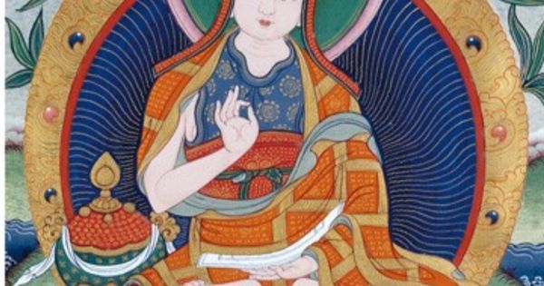 Shantideva The Great Indian Buddhist Master Ad 687 763 Famous