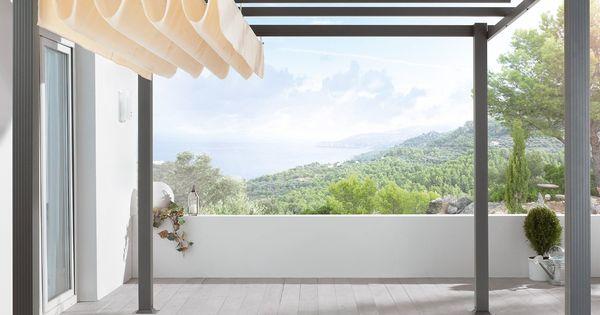 Terrassen Pavillon Pergola Aluminiumgestell