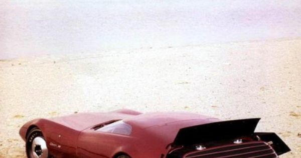 1968 Dodge Charger III Concept