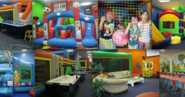 Froggs Bounce House Los Angeles Ca Ellies Birthday Party