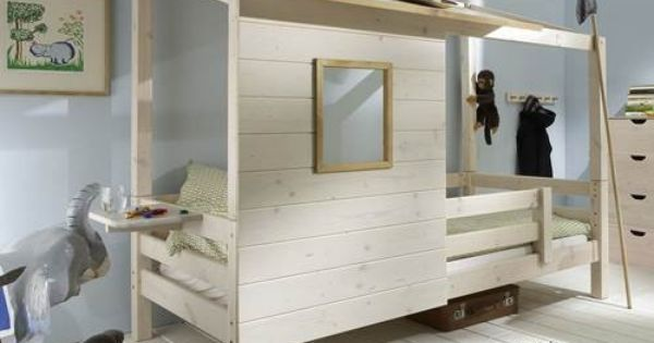 boomhut juniorbed van beds and more kind pinterest. Black Bedroom Furniture Sets. Home Design Ideas