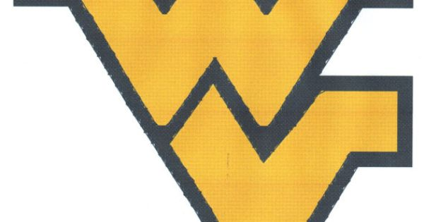 West Virginia Logo Cross Stitch Pattern The Pride Of Wv