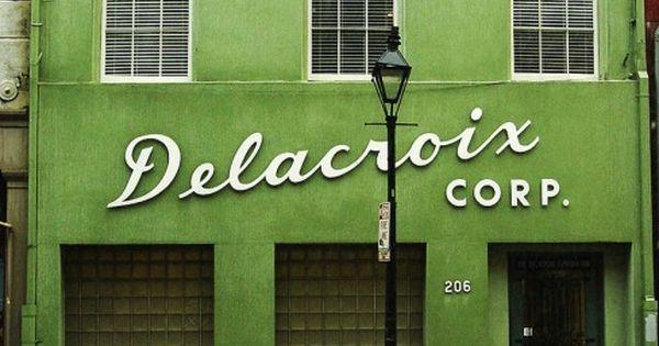 delacroix corp :: green building