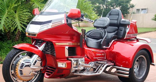motorcycle trike picture of a 1993 honda gold wing se 1986 Honda Goldwing 1989 honda goldwing service manual