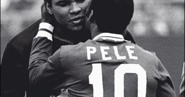 Soccer Great Pele Ali - The Greatest!