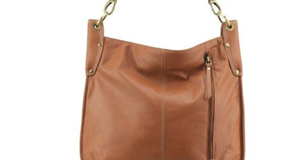 0d0778530c62 Tan Leather Crossbody   Shoulder Bag - A133