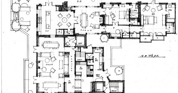 Architectural Drawings Models also 434175220306414035 also Plan besides Architect Bobby Mcalpine in addition How Can I Draw A Floor Plan On The  puter. on mcalpine tankersley sketches